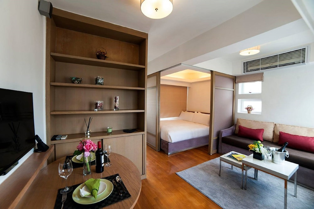 Mier Serviced Apartments Book Directions Located In Central This Aparthotel Is Within A 15 Minute Walk Of Victoria Harbour And Soho Hong Kong Macau