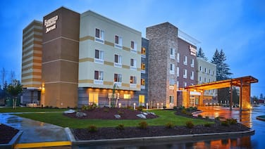 Fairfield Inn & Suites by Marriott Grand Mound Centralia