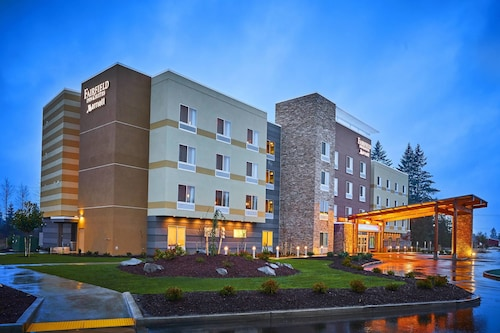 Great Place to stay Fairfield Inn & Suites by Marriott Grand Mound Centralia near Centralia