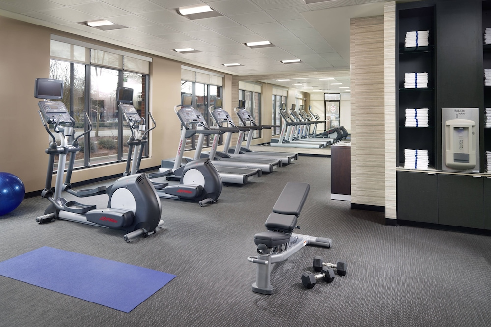 Fitness Facility, Courtyard by Marriott LaGrange