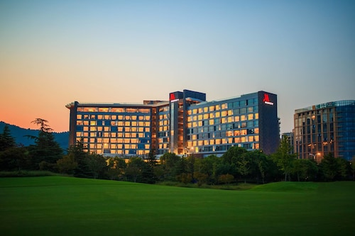 Suzhou Marriott Hotel Taihu Lake