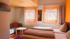 Allergikerbettwaren, Zimmersafe, kostenloses WLAN, Bettwäsche