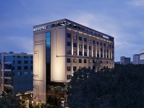 Novotel Chennai Chamiers Road - an AccorHotels Brand
