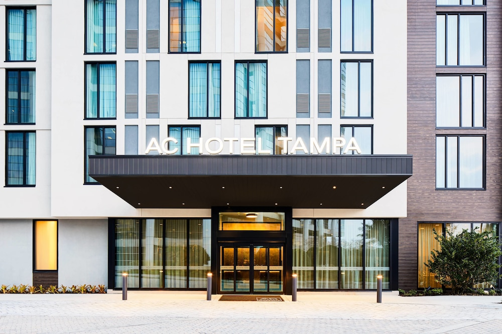 Ac Hotel By Marriott Tampa Airport Tampa Hotelbewertungen 2019