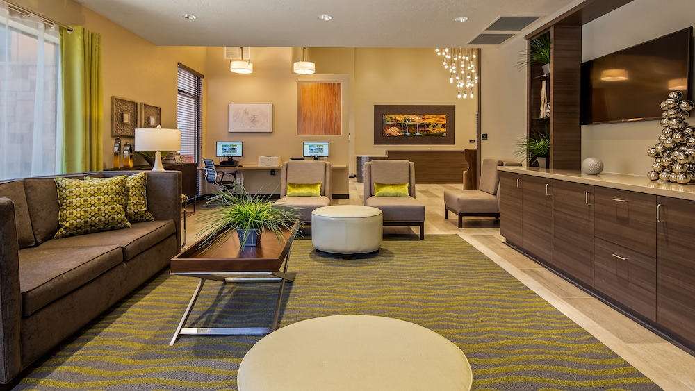 Lobby Sitting Area, Best Western Plus Zion Canyon Inn & Suites