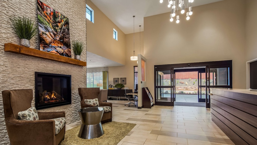 Lobby, Best Western Plus Zion Canyon Inn & Suites