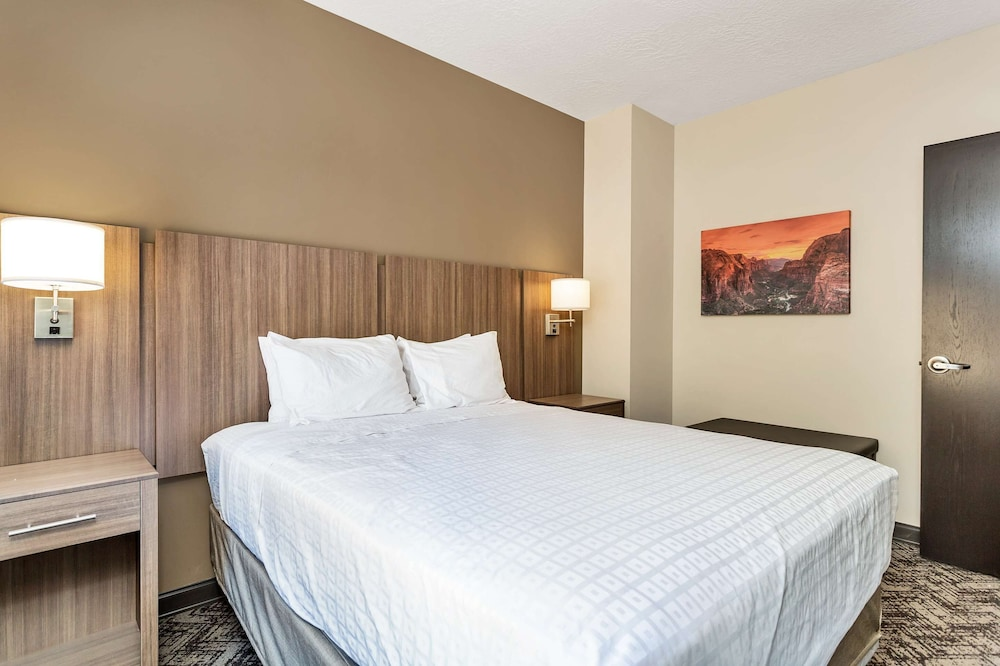 Room, Best Western Plus Zion Canyon Inn & Suites