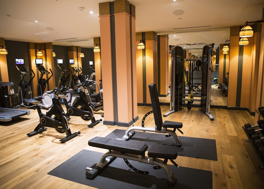 Fitness Facility, The NoMad Hotel Los Angeles