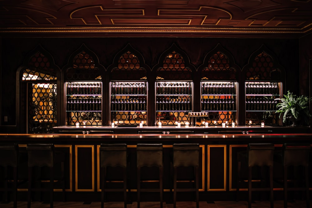 Bar, The NoMad Hotel Los Angeles