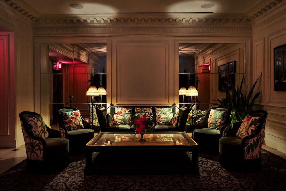 Lobby Sitting Area, The NoMad Hotel Los Angeles