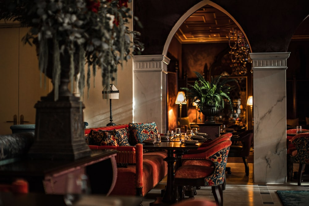 Restaurant, The NoMad Hotel Los Angeles