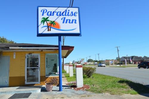 Check Expedia for Availability of Paradise Inn