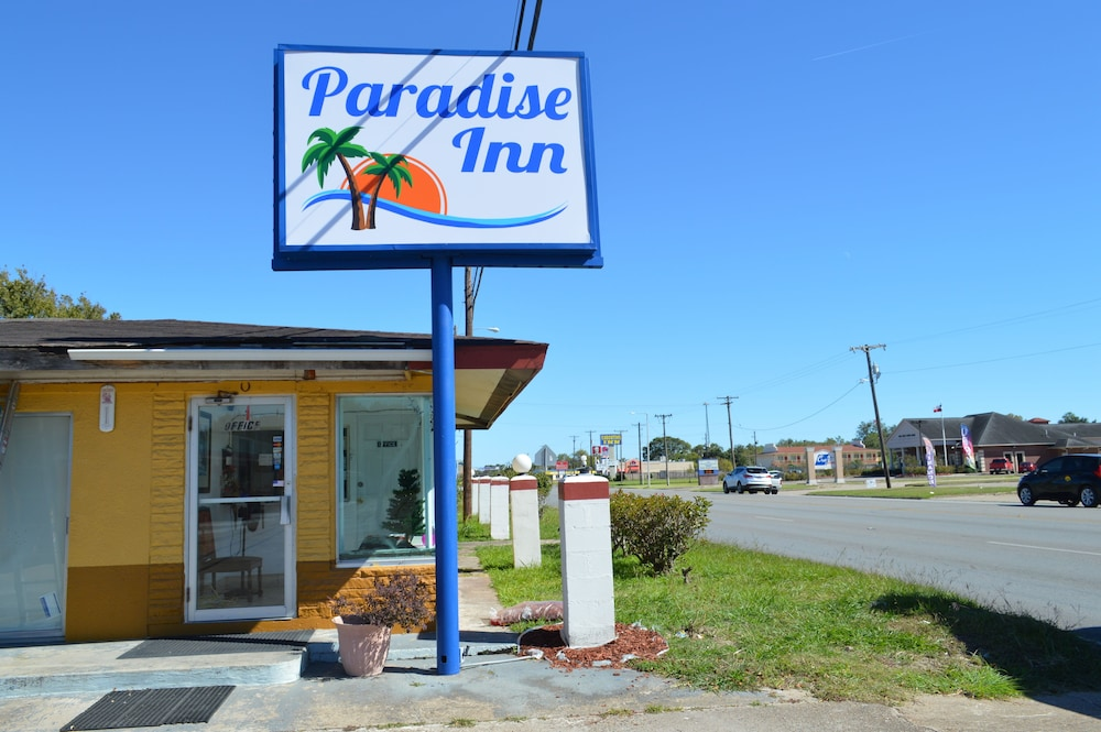 Featured Image, Paradise Inn