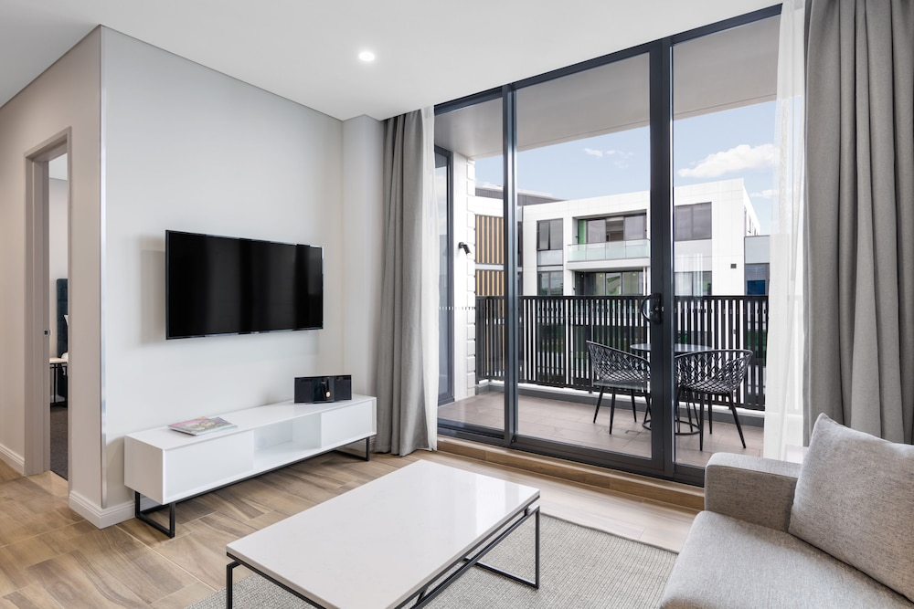 Living Room, Meriton Suites Coward Street, Mascot