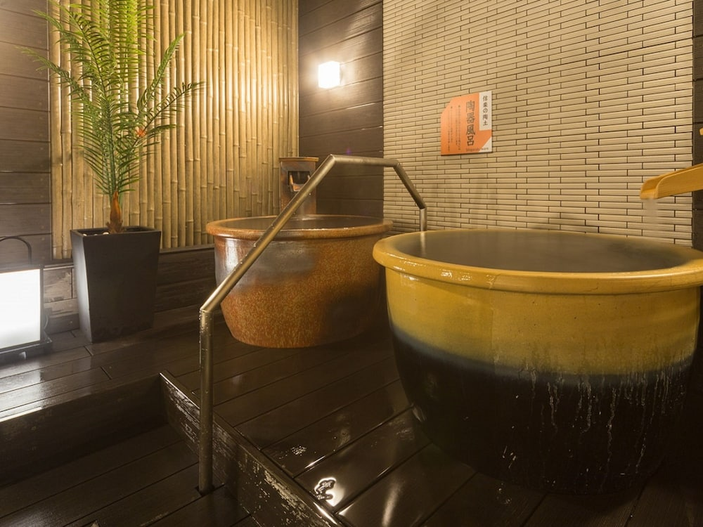 Public Bath, APA Hotel & Resort Nishishinjuku Gochome Eki Tower