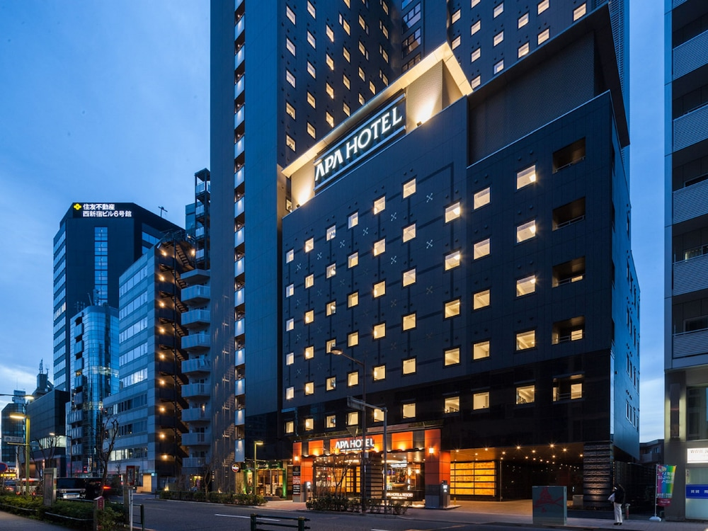 Featured Image, APA Hotel & Resort Nishishinjuku Gochome Eki Tower