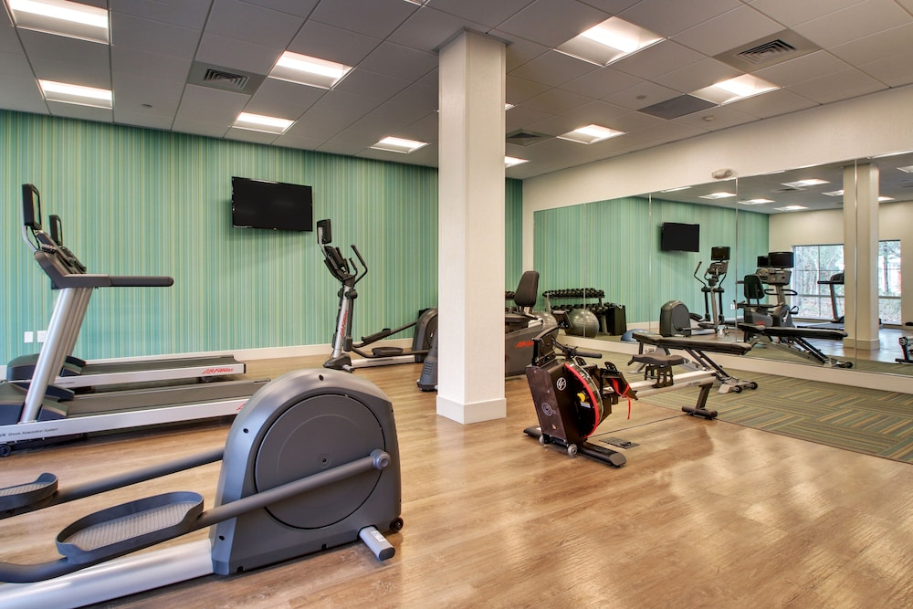 Fitness Facility, Holiday Inn Express & Suites Summerville, an IHG Hotel