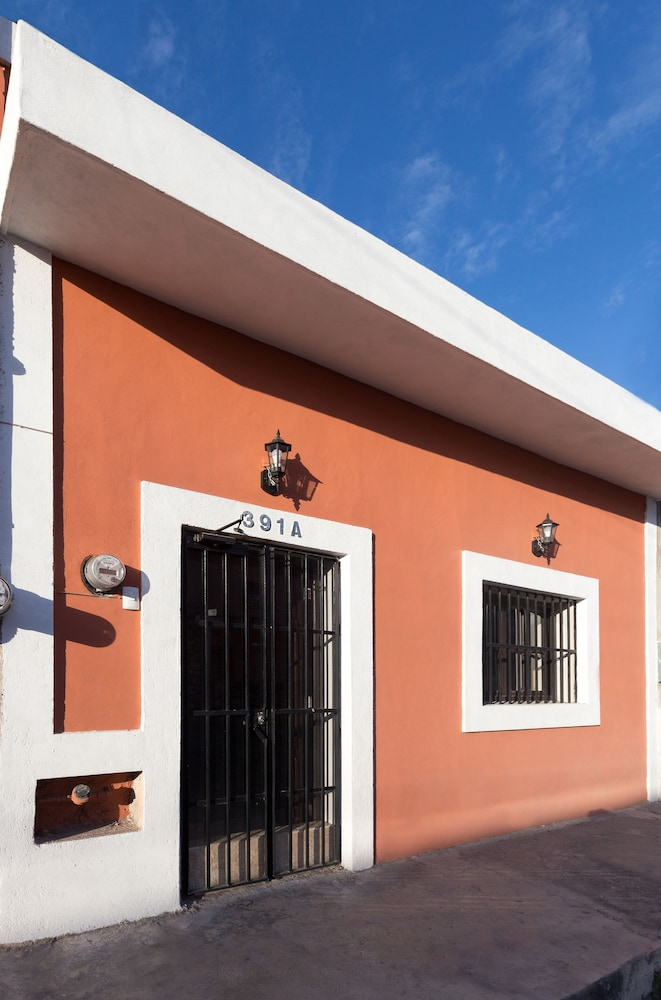 Front of Property, Merida Serviced Apartments