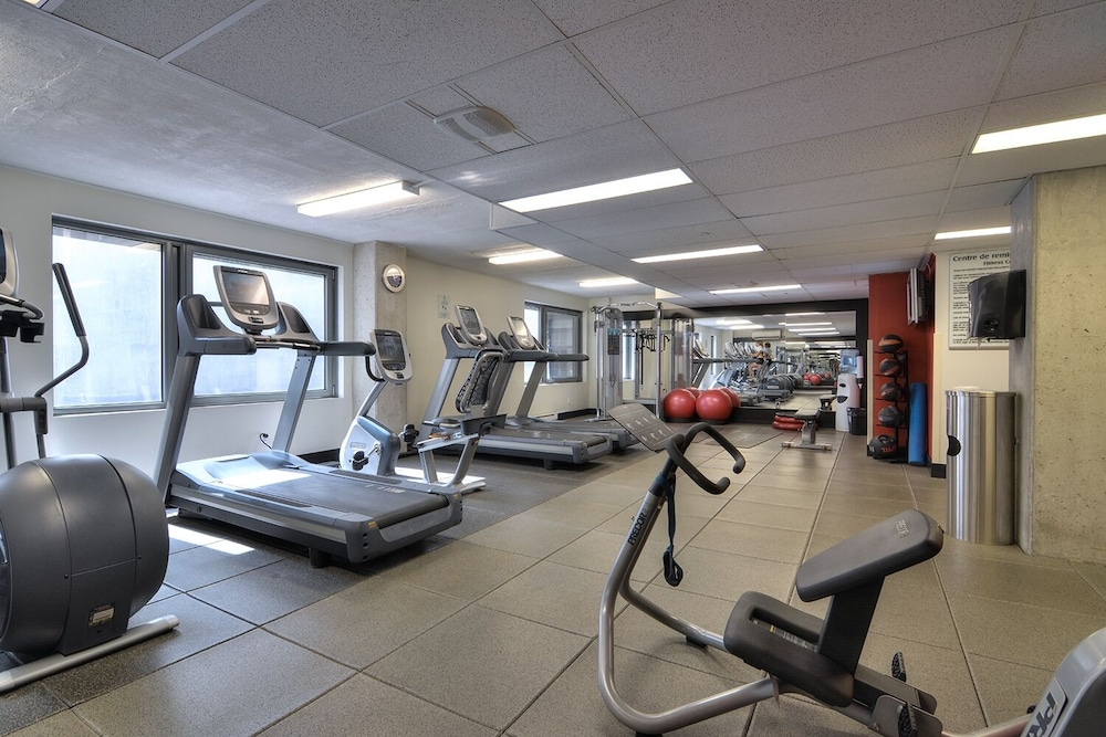 Fitness Facility, 1-Bedroom Convention Center Old Port