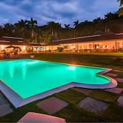 Sea Island Villa in Montego Bay/ 5-star Staff/tennis Court/tryall Memebership