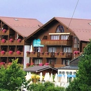 Ideal to Relax, Unwind, Hiking and Sports, Osserbad Incl