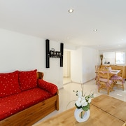 Gite for 2 People at the Foot of the Slopes