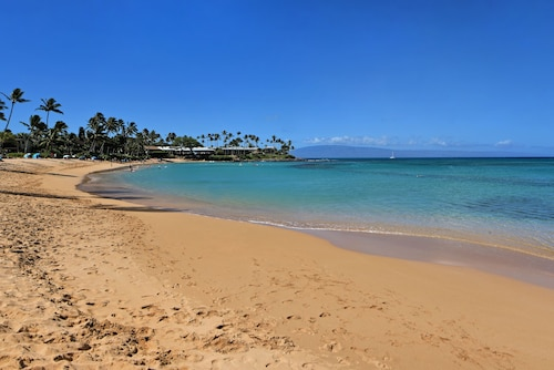 Maui Dream Location On Famous Napili Bay Steps To The Beach!: Napili Shores D227
