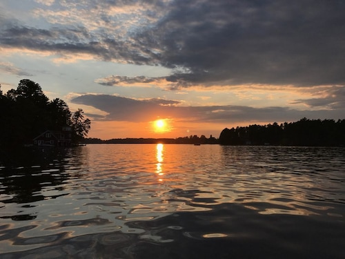 Check Expedia for Availability of Minocqua Lakefront Cabin in the Heart of the Island City!