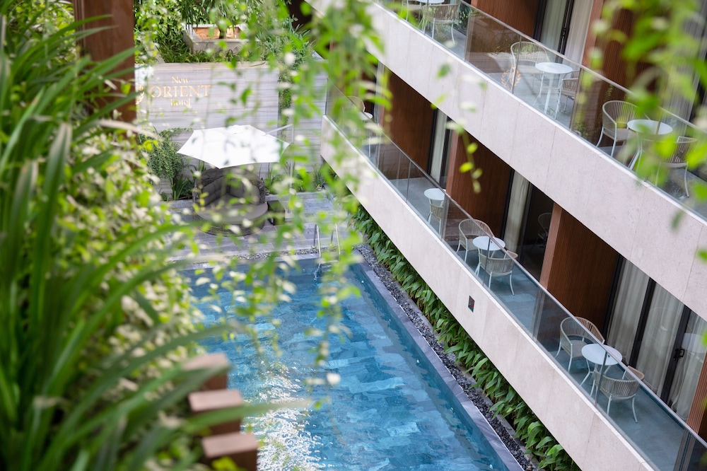 Pool, New Orient Hotel Danang