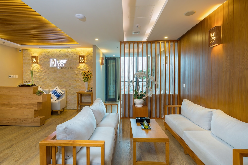 Spa Reception, New Orient Hotel Danang