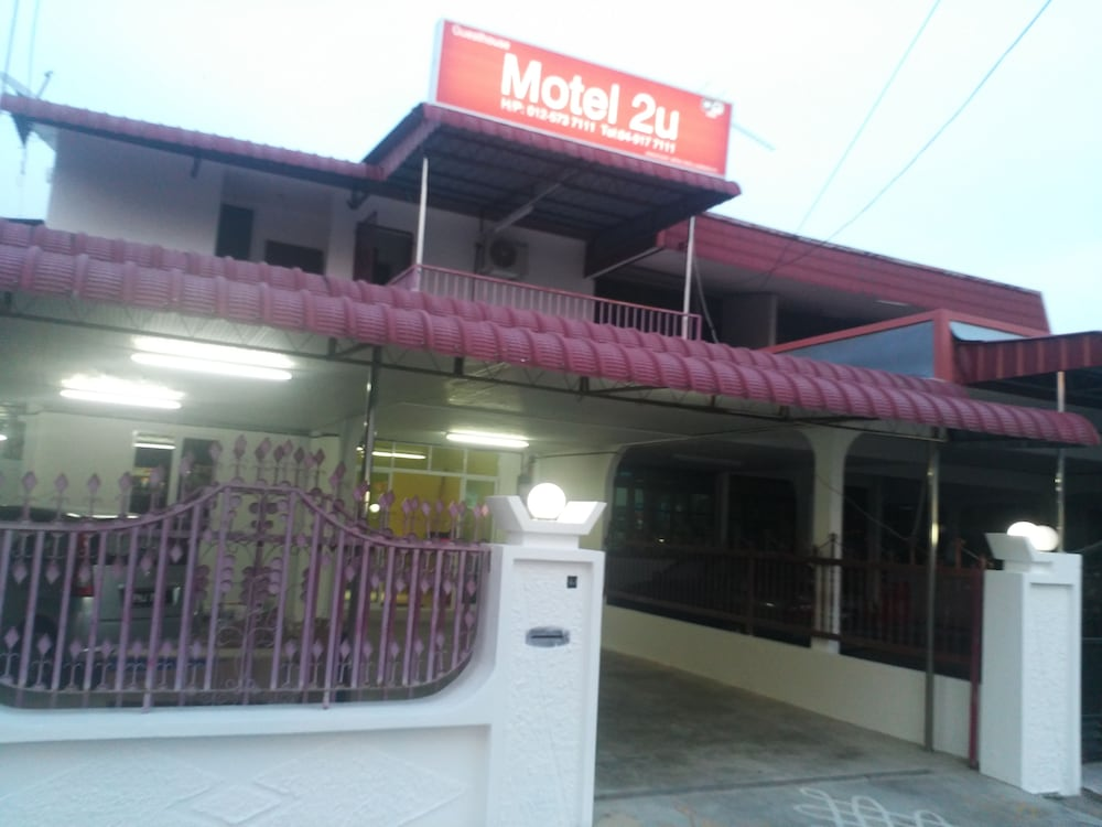Featured Image, Motel TwoU