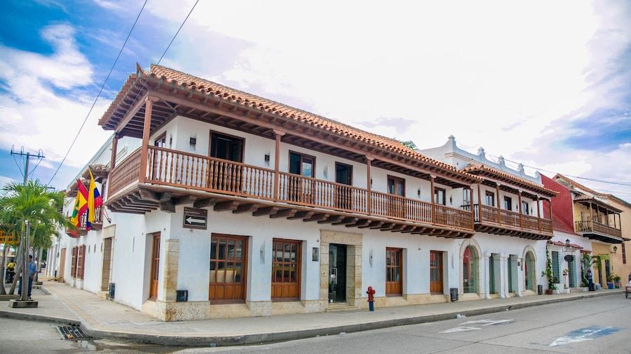 Hotel Getsemani Cartagena Lux