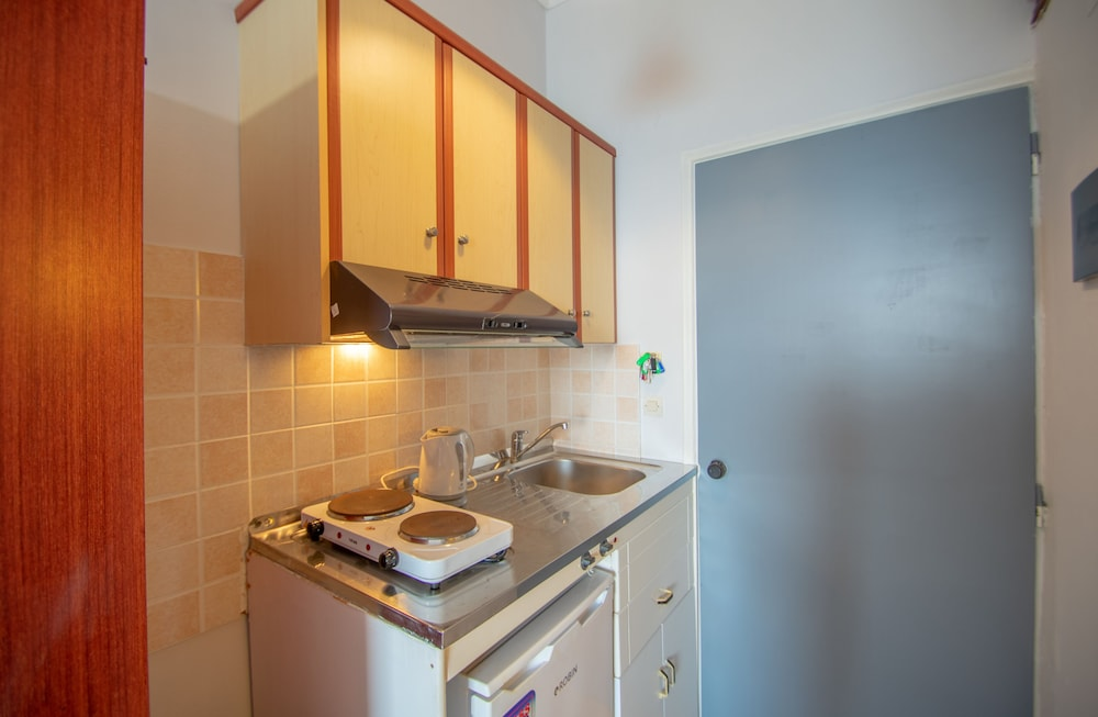 Private Kitchenette, Agoulos Beach Hotel