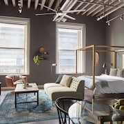 Grand Studio in Downtown Crossing by Sonder