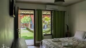 Individualmente decorados, individualmente mobiliados, cortinas blackout