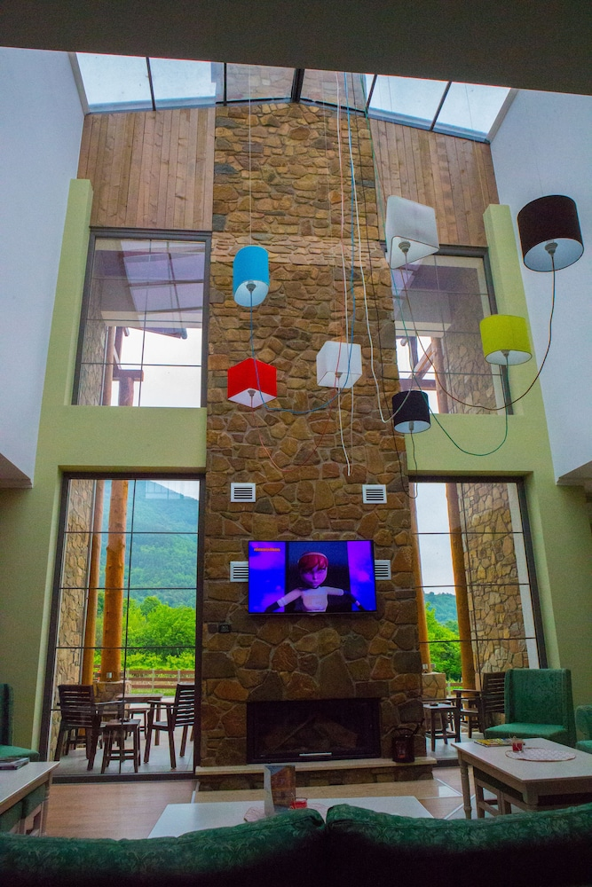 Interior Detail, Irenes Resort