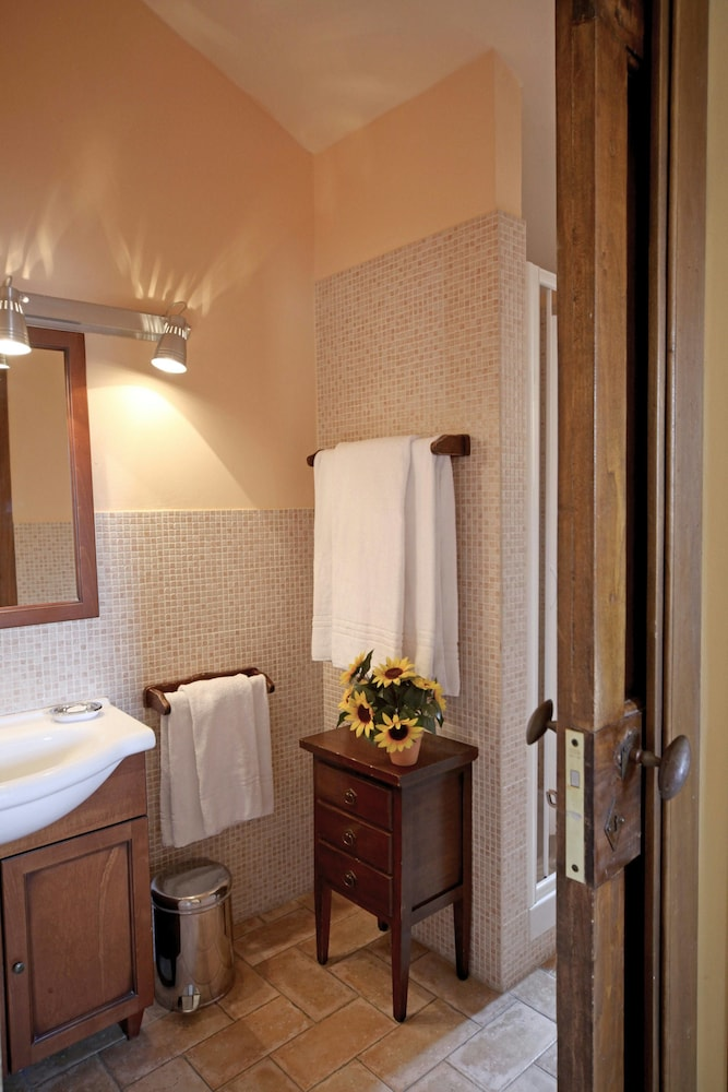 Bathroom, Boutique Hotel Campo dé Fiori