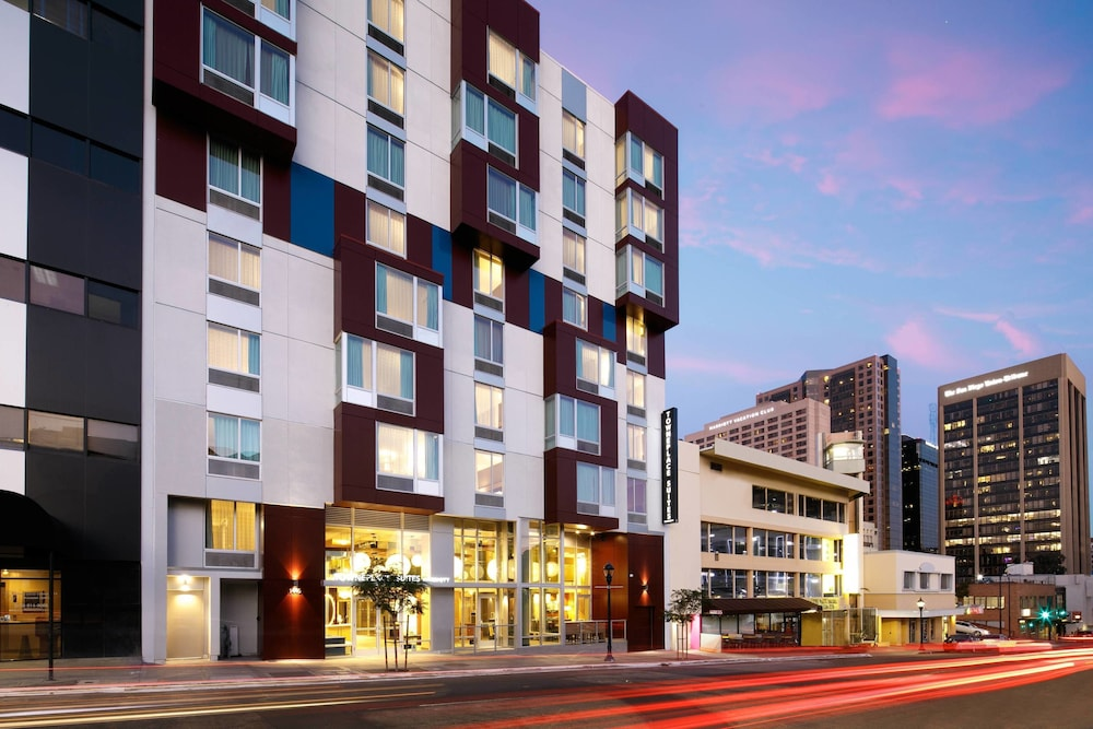 Towneplace Suites By Marriott San Diego Downtown In San Diego