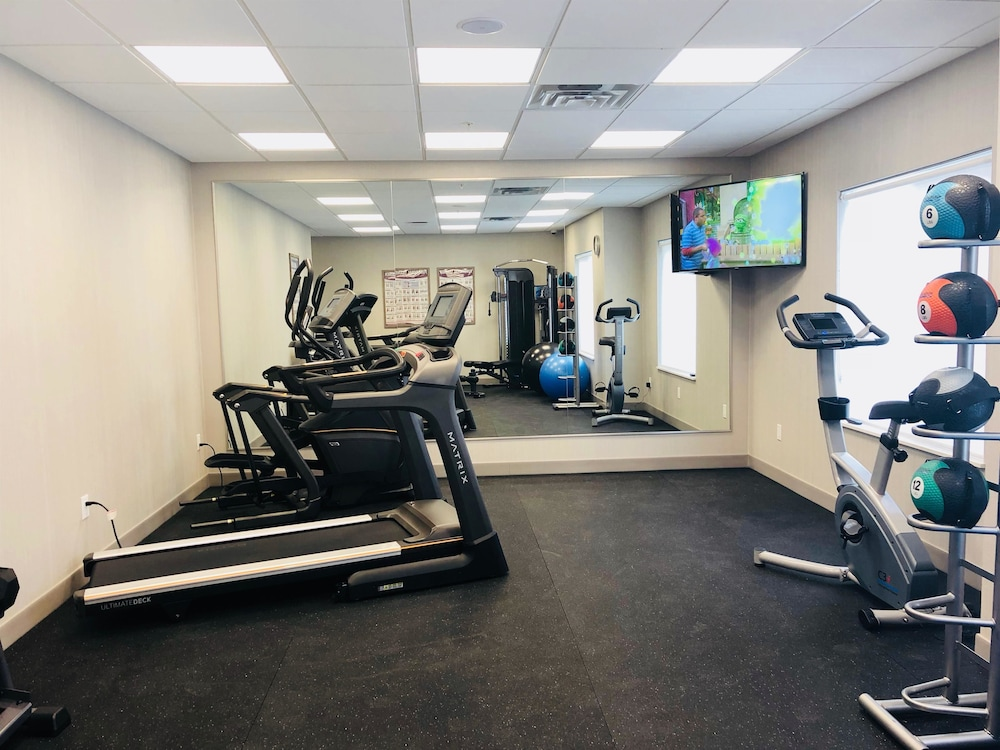Fitness Facility, Wingate by Wyndham Kamloops