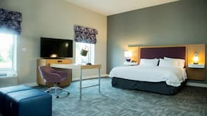Premium bedding, in-room safe, iron/ironing board, free rollaway beds