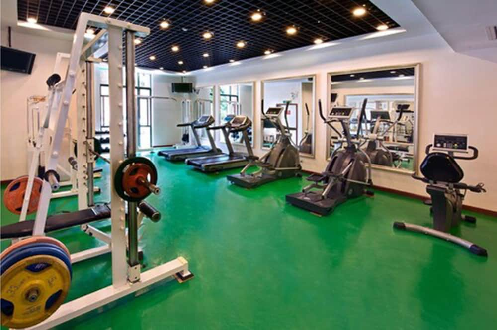 Fitness Facility, Richmond Hotel