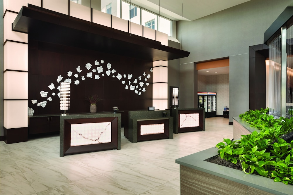 Check-in/Check-out Kiosk, Embassy Suites by Hilton Noblesville Indianapolis Convention Center