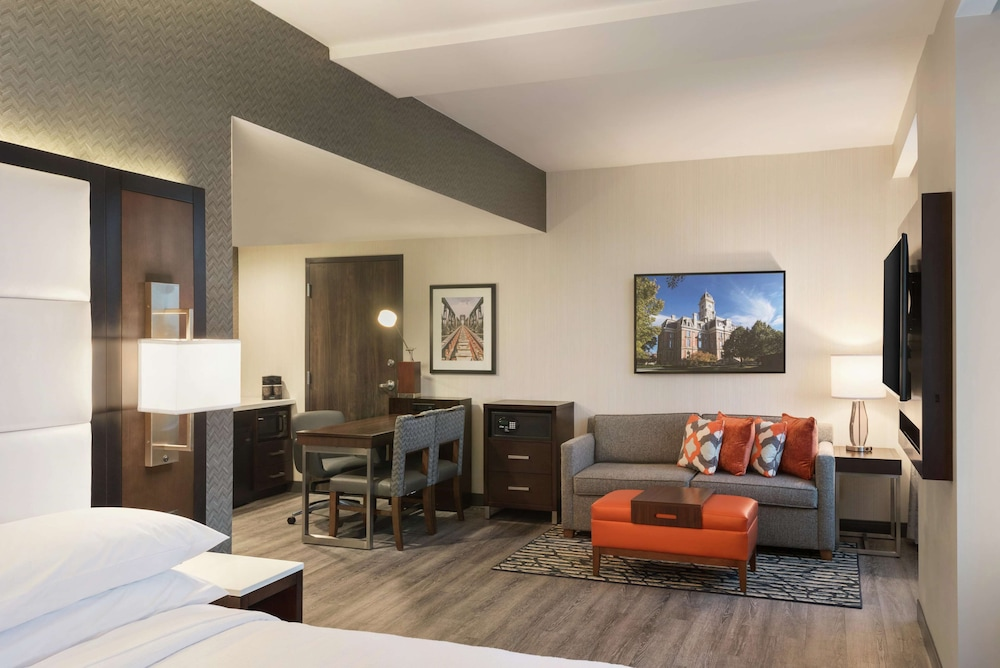 Room Amenity, Embassy Suites by Hilton Noblesville Indianapolis Convention Center
