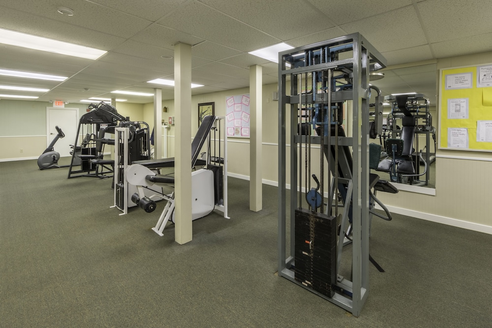 Fitness Facility, Holiday Inn Club Vacations Oak n' Spruce Resort