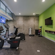 Sala de aeróbic