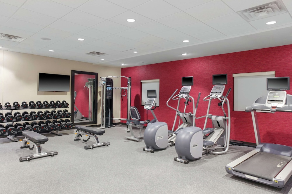 Fitness Facility, Home2 Suites by Hilton Louisville Airport/Expo Center, KY
