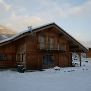 Luxury Chalet In The Giffre Valley Near Morillon And Samoens