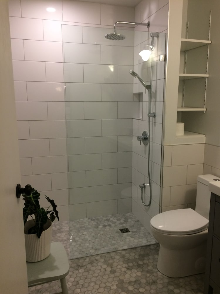 Bathroom, Book Your Waterfront Staycation!