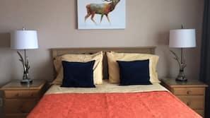 2 dormitorios, tabla de planchar con plancha, conexión a Internet