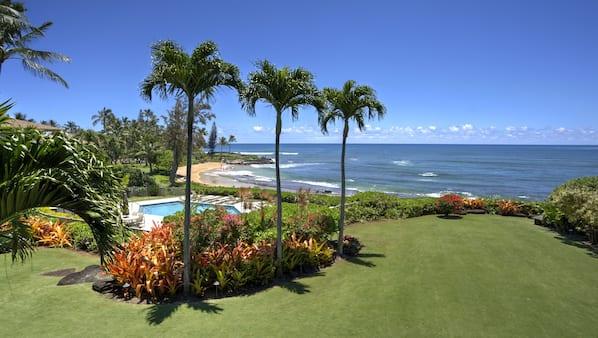 Oceanfront Dreaming Condo At Lanikai Resort In Kapaa Hi Expedia